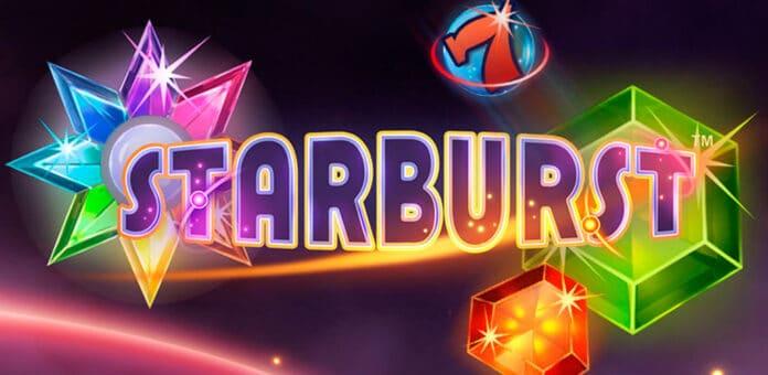 Starburst er en af markedets mest populære spilleautomater