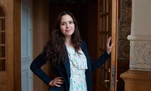 Victoria Velasquez kan gå hen og blive ny frontfigur i Enhedslisten