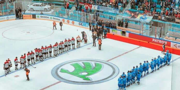 Se A-VM ishockey live streaming hos spiludbyderne