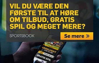 Betfair Spillebørs er ikke ligefrem markedsleder på kampagner i Danmark, men der er fra tid til anden nogle godbidder