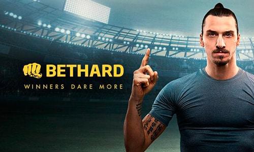 Bethard benytter sig af Zlatan Ibrahimovic som ambassadør