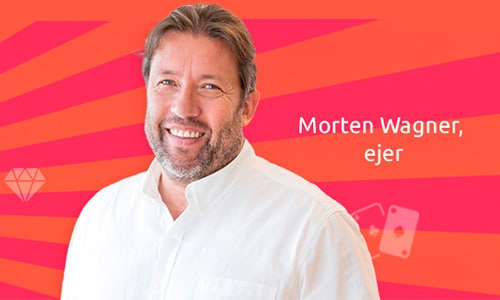 Iværksætteren Morten Wagner står bag Bingo.dk
