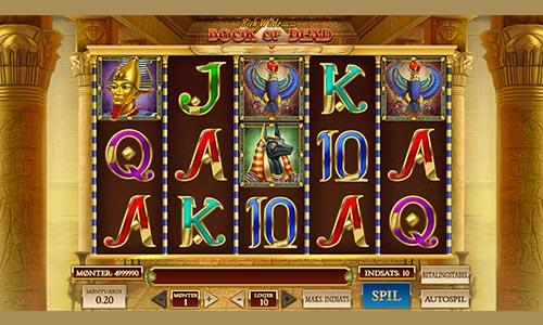 Book of Dead er en af de mest populære spilleautomater i verden