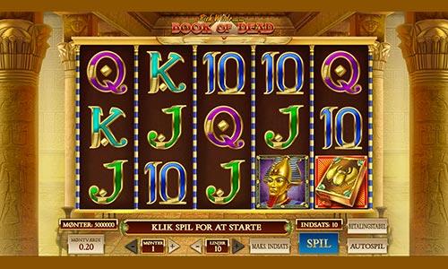 Book of Dead er en superpopulær spilleautomat