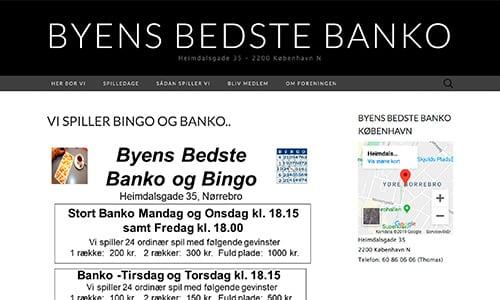 Byens Bedste Banko holder til på Nørrebro