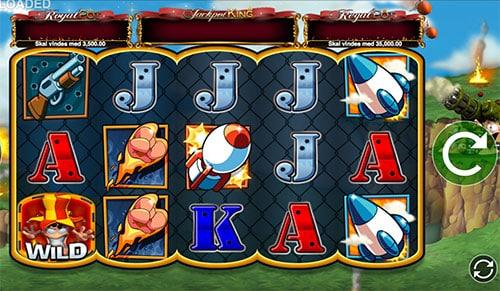 LeoVegas Casino byder på mere end 10 casino jackpots