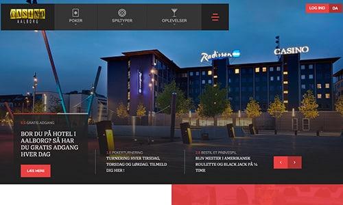 Casino Aalborg byder på casino-action i det nordjyske