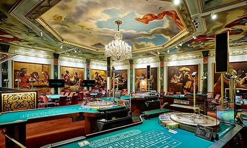 Royal Casino tilbyder casinospil i yderst luksuriøse omgivelser