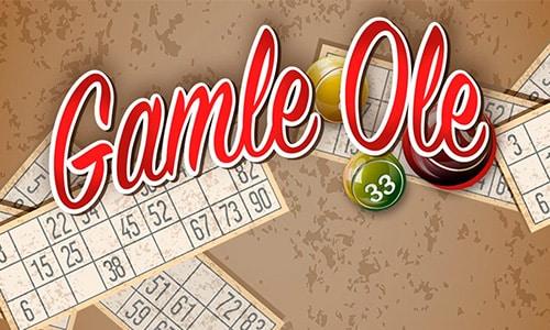 Hos Danske Spil Bingo støder du naturligvis på udtrykket Gamle Ole