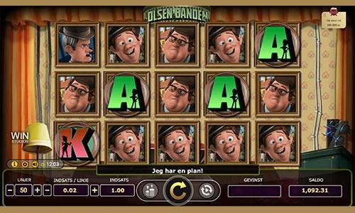 Spil Olsen Banden hos Danske Spil Casino