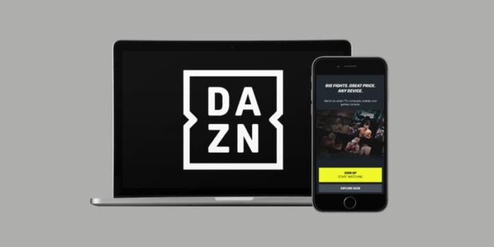 DAZN er en streamingtjeneste med fokus på sport