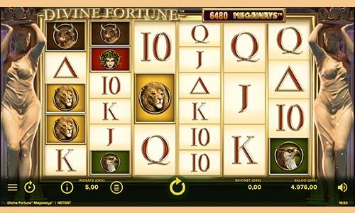 Divine Fortune Megaways er en fremragende spilleautomat