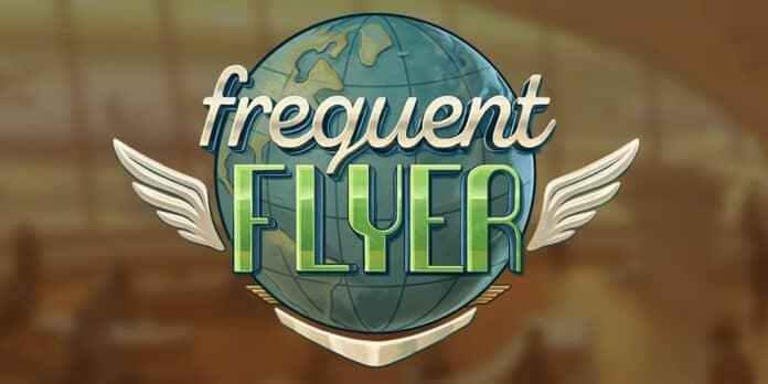 Få freespins på Frequent Flyer-spilleautomaten hos Maria Casino