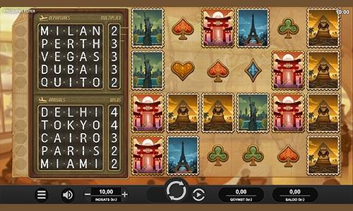 Frequent Flyer er et spritnyt spil fra spilproducenten Relax Gaming