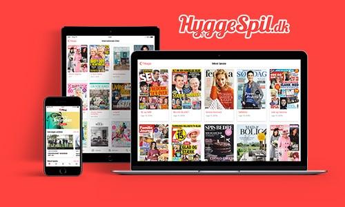 Få et gratis prøveabonnement på magasin-tjenesten Pling