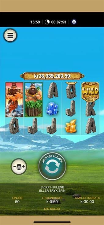 Spil Jackpot Giant på mobilen