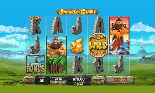 Jackpot Giant kan spilles hos populære Bet365 Casino