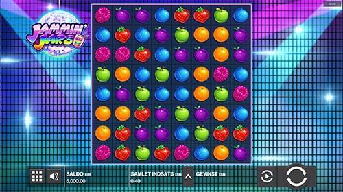 Jammin Jars hos Casumo er et spil der leder tankerne hen på Candy Crush