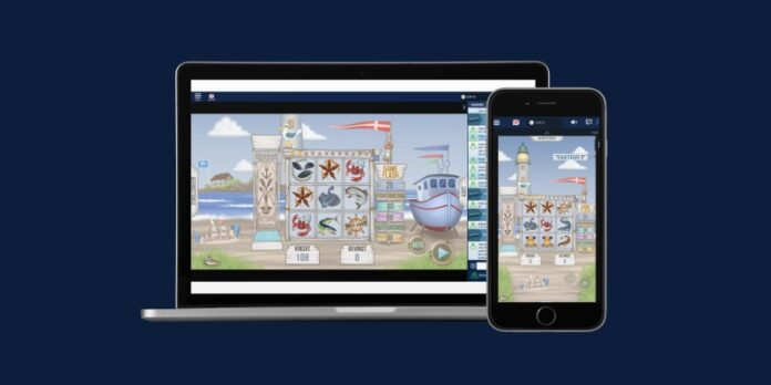 Kattegat er navnet på en eksklusiv spilleautomat fra danske Spillehallen.dk