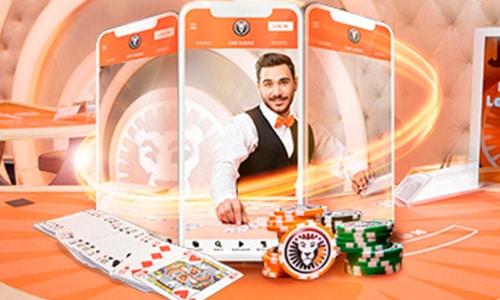 LeoVegas Casino tilbyder et stærkt blackjack-produkt