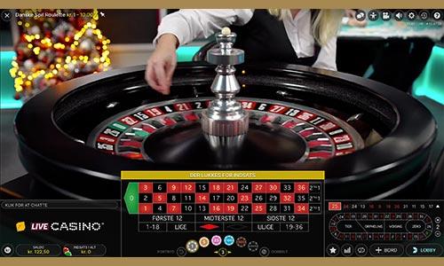 Du spiller imod danske dealere hos Danske Spil Casino