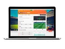 Live stream fodbold fra England hos spiludbyderen LeoVegas