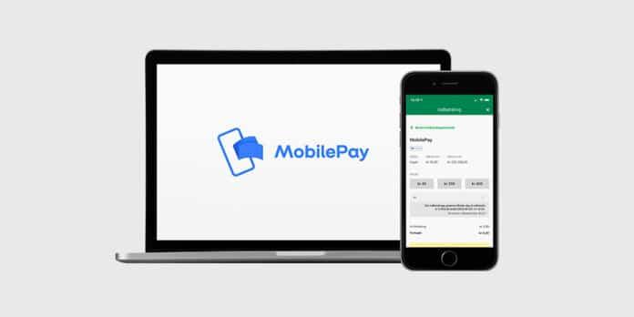 Du kan nu betale med MobilePay hos spiludbyderne
