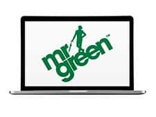 Hos Mr Green og Mr Green Sport kan du benytte MobilePay