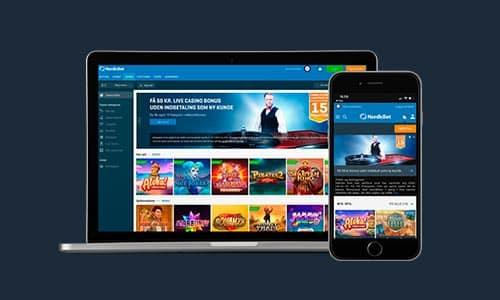 NordicBet Casino byder på freespins til Book of Dead spilleautomaten
