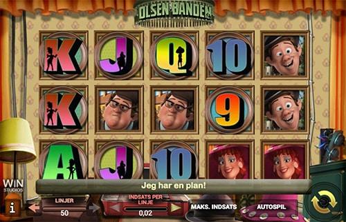 Danske Spil har begået en af markedets bedste spil: Olsen Banden spilleautomat