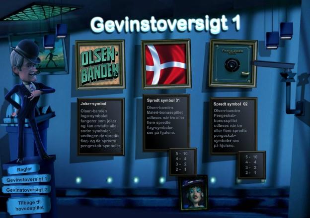 Den populære spilleautomat byder på hele to bonusspil