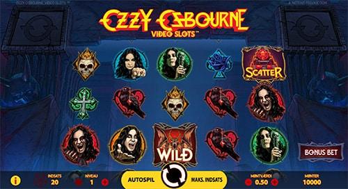 Spil med Ozzy Osbourne hos Casumo