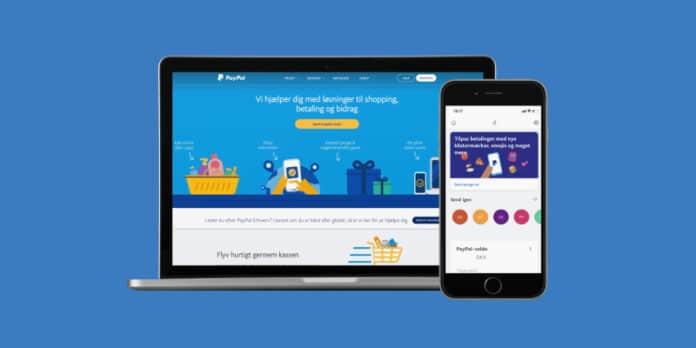 PayPal er et verdenskendt og populært betalingsmiddel