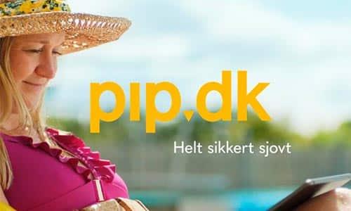 Pip.dk er en dansk spiludbyder med fokus på ansvarlighed