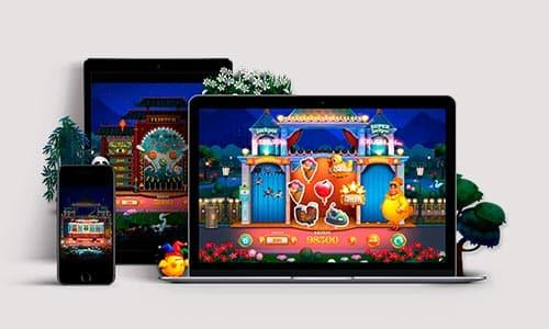 Pip.dk producerer selv sine spilleautomater