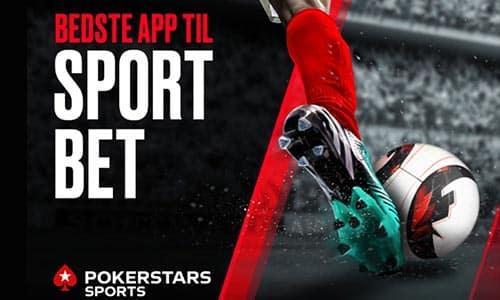 Spil på odds hos PokerStars Sports