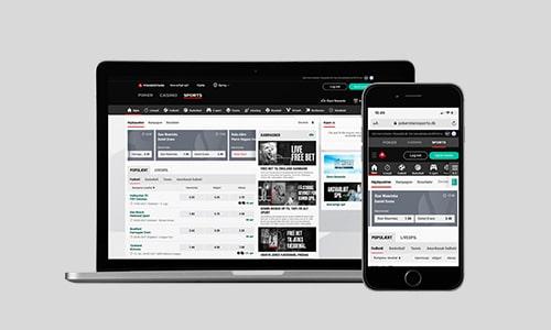 PokerStars Sports er et brand under PokerStars-paraplyen
