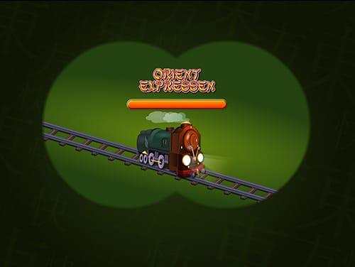 Orient Expressen er så populær at den har fået en 2'er hos Spillehallen.dk