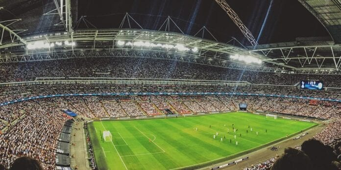 Spil på Nations League - England-Danmark