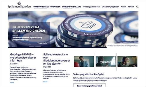 Du finder en masse informationer på Spillemyndigheden.dk