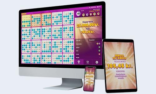 Spilnu Bingo er en af de bedste danske udbydere af online bingo