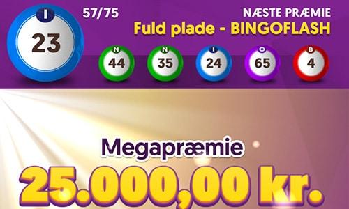 Spilnu Bingo kører med nogle fornuftige jackpots