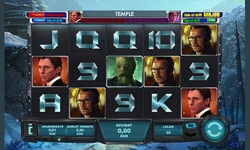 Batman Begins er endnu en spilleautomat med superheltetema