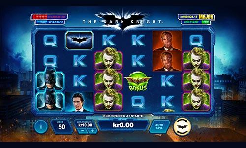 Spil The Dark Knight hos Bet365 Casino
