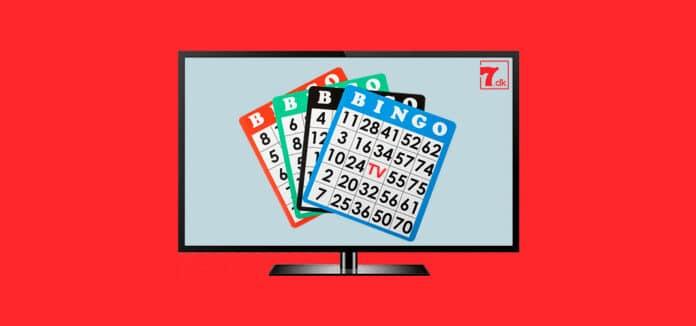 TV bingo er populært blandt danskerne