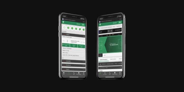 Spil på farten med den flotte Unibet app