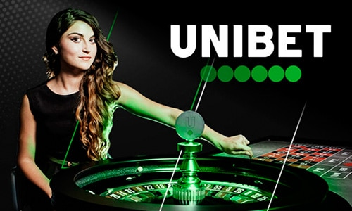 Unibet Casino tilbyder et fremragende udvalg af live casino spil
